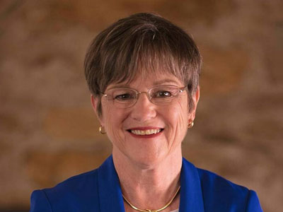 Kansas Governor Laura Kelly