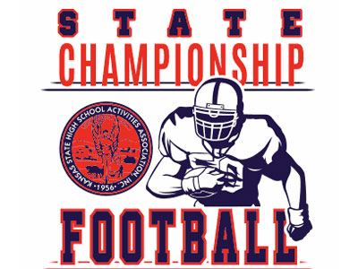 2020 KSHSAA Football Logo