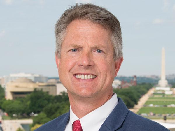 US Congressman Dr. Roger Marshall