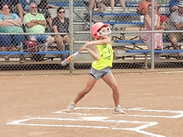 Russell Recreation Youth Softball (Courtesy RRC Facebook Page)