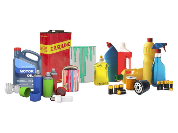 Household Waste Drop Off Day