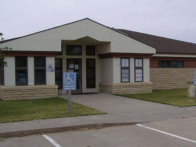 Russell County Health Department Building