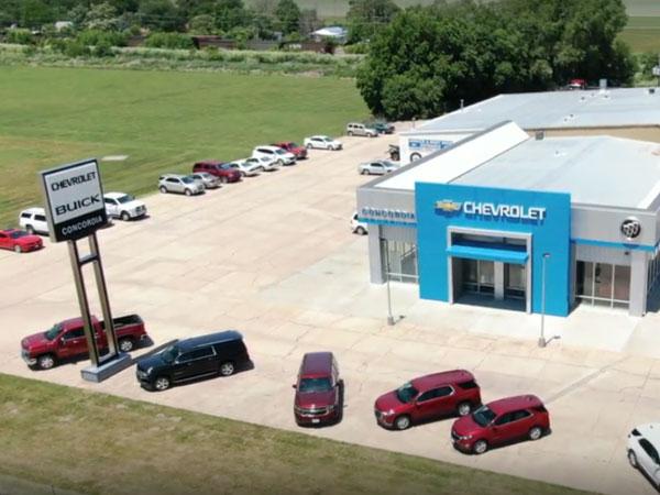 Concordia Chevrolet Buikc
