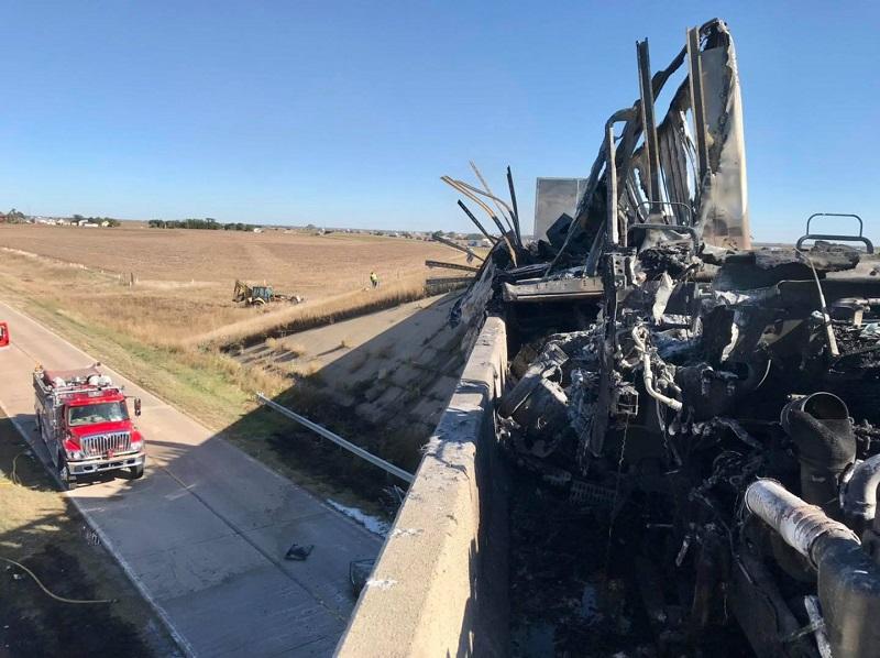 Semi Crash 10-17-21