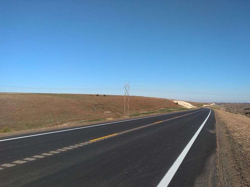 US Highway 281 Reopened 10-21-21