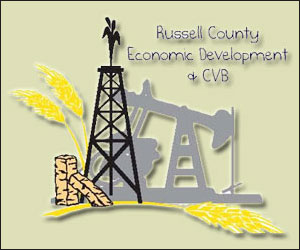 Russell Co Eco Devo and CVB Sidebar